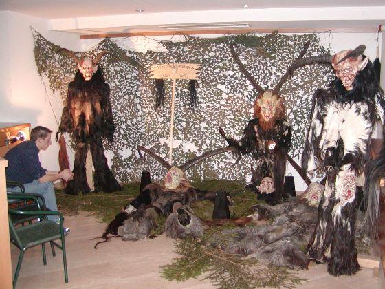 Maskenausstellung 2007-2
